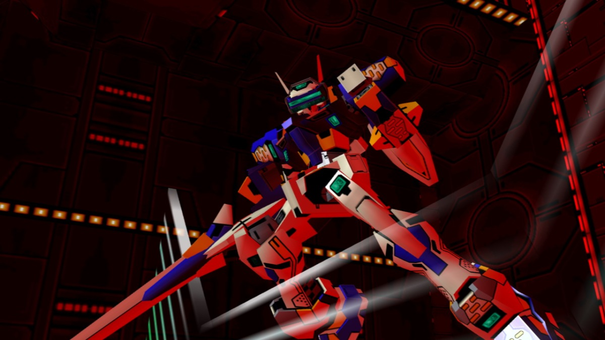 Virtual-On: um dos melhores arcades da Sega !