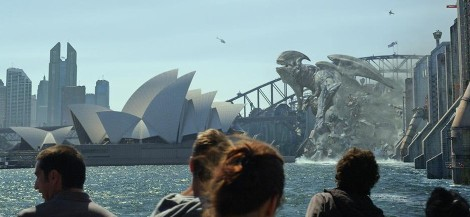 Kaiju in Sydnei