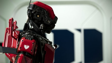 Armadyne Robot